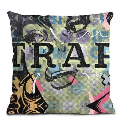 Artist Lane Trap Scatter Cushion