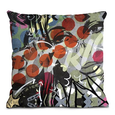 Artist Lane Electric Scatter Cushion