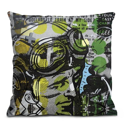 Artist Lane He Man Cushion Cover