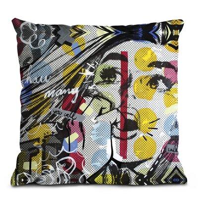 Artist Lane Gasp Scatter Cushion