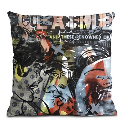 Artist Lane Acclaimed Cushion Cover