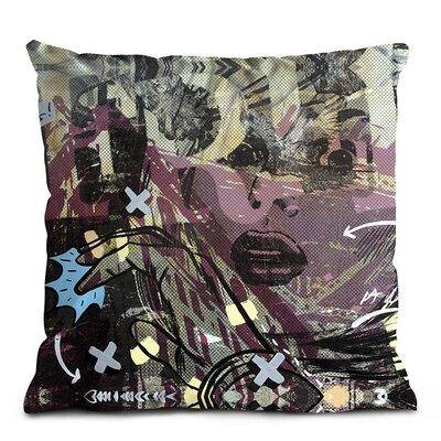 Artist Lane Sometimes Free Cushion Cover