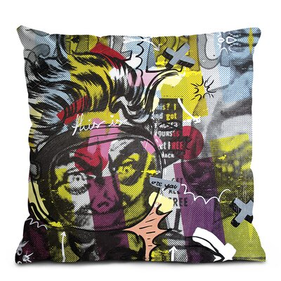 Artist Lane Only Love Cushion Cover
