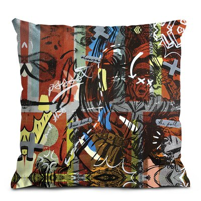 Artist Lane Then The Fall Scatter Cushion