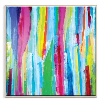 Artist Lane 'Vessels' by Sabina Klein Framed Art Print on Wrapped Canvas
