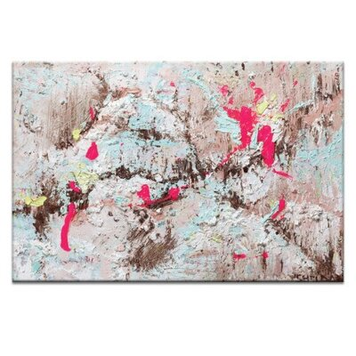 Artist Lane 'Rocky Road' by Lou Sheldon Art Print on Wrapped Canvas