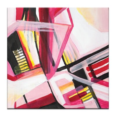 Artist Lane '40715' by Amanda Morie Art Print on Wrapped Canvas