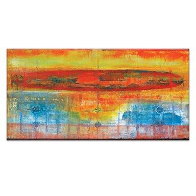 Artist Lane 'Kimberley Horizon' by Alan Annells Art Print on Wrapped Canvas