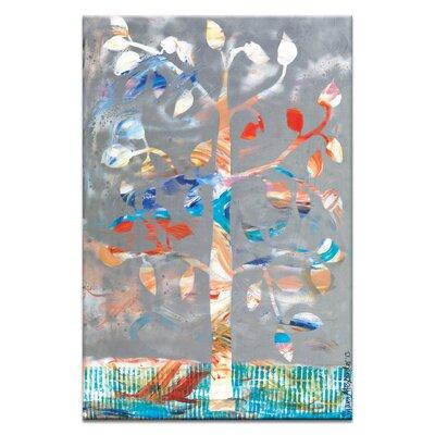 Artist Lane 'Wisdom' by Shani Alexander Art Print on Wrapped Canvas