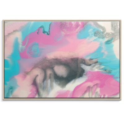 Artist Lane 'Always Within' by Olivia Collins Framed Art Print on Wrapped Canvas