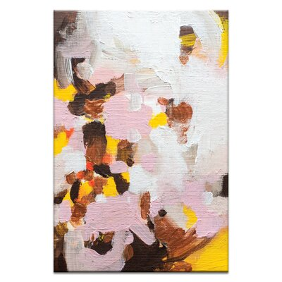 Artist Lane '60915' by Amanda Morie Art Print Wrapped on Canvas