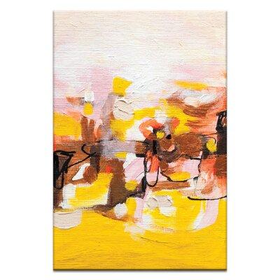 Artist Lane '60715' by Amanda Morie Art Print on Wrapped Canvas