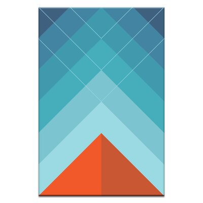 Artist Lane 'Temple' by Ayarti Graphic Art on Wrapped Canvas