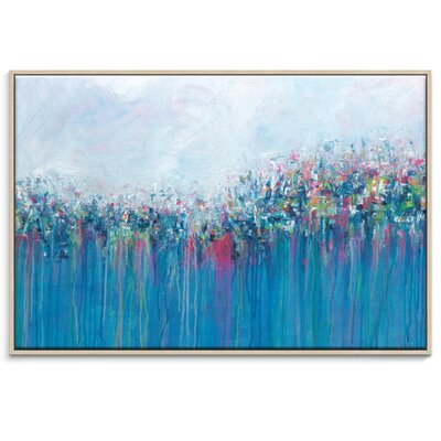 Artist Lane 'Jewells' by Gary Butcher Framed Art Print on Wrapped Canvas