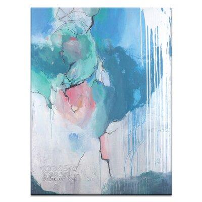 Artist Lane 'Sugarland' by Julia Ahmad Art Print on Wrapped Canvas