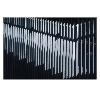 Artist Lane 'Regimental' by Bente Andermahr Graphic Art on Wrapped Canvas