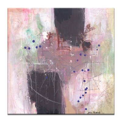 Artist Lane 'Thick as Thieves' by Julia Ahmad Art Print on Wrapped Canvas