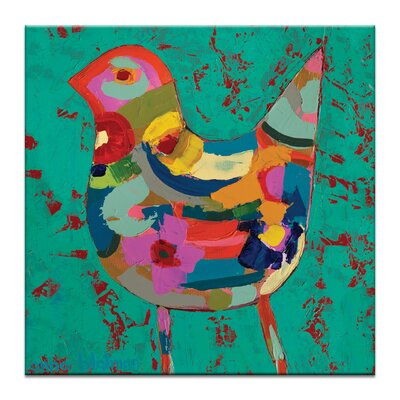 Artist Lane 'Mitchell' by Anna Blatman Art Print Wrapped on Canvas