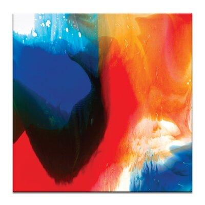 Artist Lane 'Flow 22' by Chalie MacRae Art Print on Wrapped Canvas
