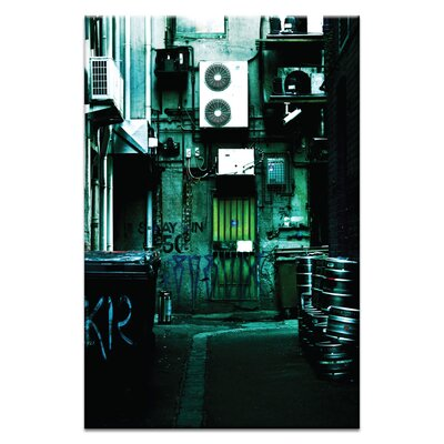 Artist Lane 'Clandestine' by Andrew Paranavitana Photographic Print on Wrapped Canvas