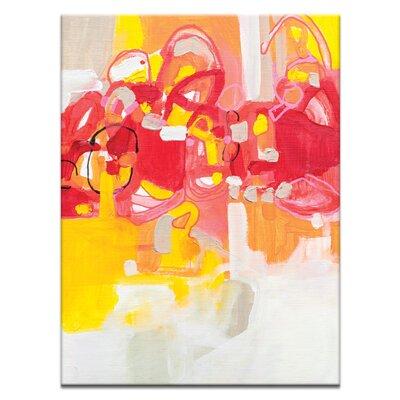 Artist Lane '61815' by Amanda Morie Art Print on Wrapped Canvas