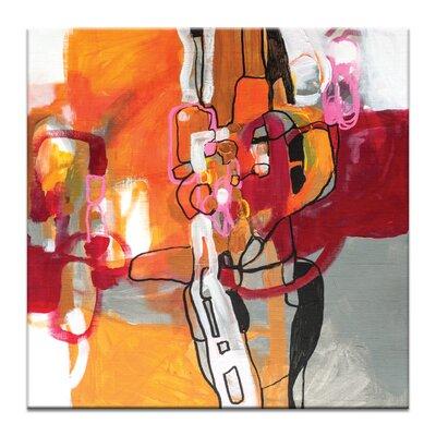 Artist Lane '70615' by Amanda Morie Art Print on Wrapped Canvas