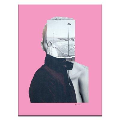 Artist Lane 'Bravado' by Steve Leadbeater Graphic Art on Wrapped Canvas