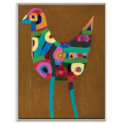 Artist Lane 'Jake' by Anna Blatman Framed Art Print on Wrapped Canvas