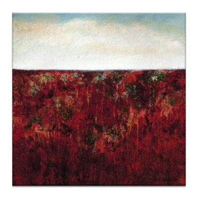 Artist Lane 'Bush Tango' by Lydia Ben-Natan Art Print Wrapped on Canvas
