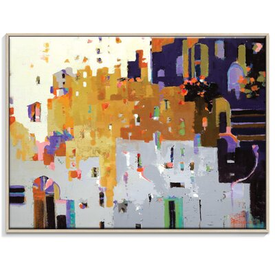 Artist Lane 'Next Generation' by Catherine Fitzgerald Framed Art Print on Wrapped Canvas