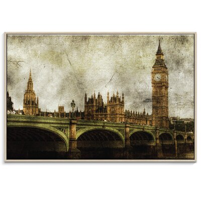 Artist Lane 'Noble Attributes' by Andrew Paranavitana Photographic Print Wrapped on Canvas