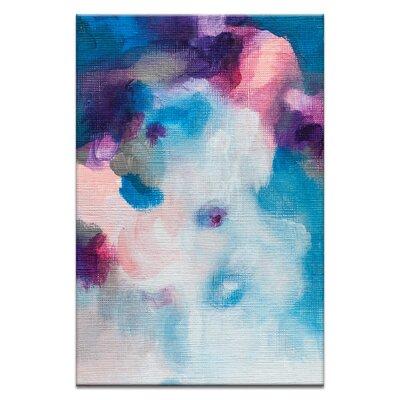Artist Lane '21015' by Amanda Morie Art Print on Wrapped Canvas