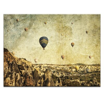 Artist Lane 'Concrete Skies' by Andrew Paranavitana Photographic Print on Wrapped Canvas