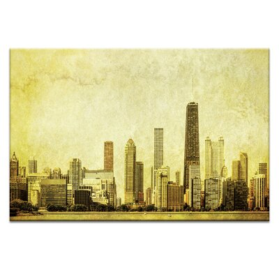 Artist Lane 'Lakeside Views' by Andrew Paranavitana Photographic Print on Wrapped Canvas