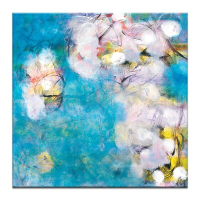 Artist Lane 'Luminary' by Mario Burgoa Art Print on Wrapped Canvas