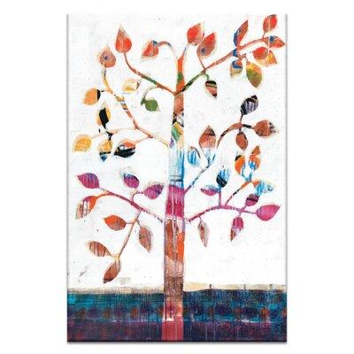 Artist Lane 'Beauty' by Shani Alexander Art Print Wrapped on Canvas