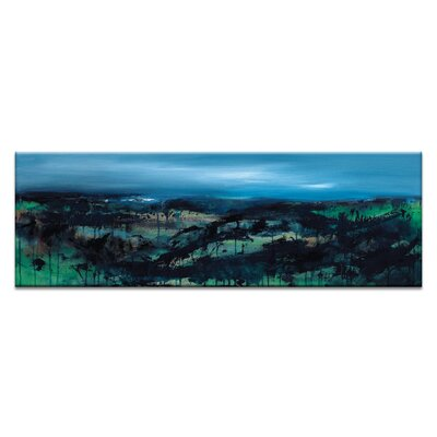 Artist Lane 'Bayview' by Lydia Ben-Natan Art Print on Wrapped Canvas