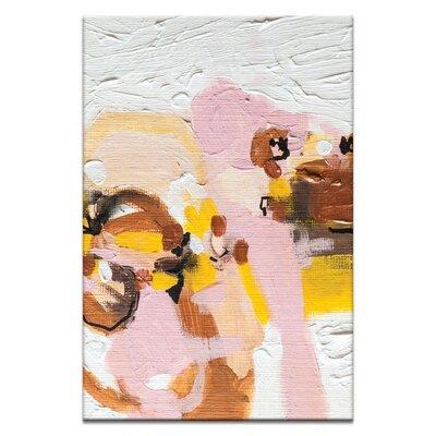 Artist Lane '60815' by Amanda Morie Art Print Wrapped on Canvas