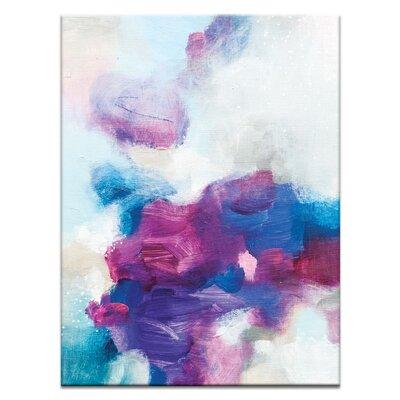 Artist Lane '20415' by Amanda Morie Art Print on Wrapped Canvas