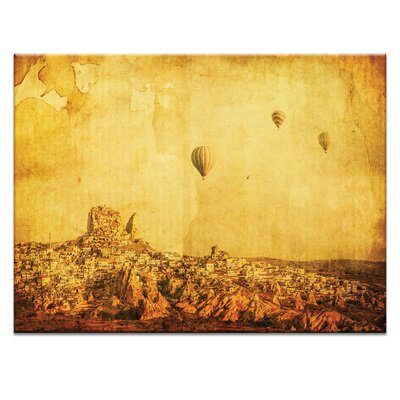 Artist Lane 'Cappadocia' by Andrew Paranavitana Photographic Print on Wrapped Canvas