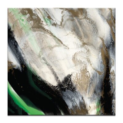 Artist Lane 'Jungle Fever' by Olivia Collins Art Print on Wrapped Canvas