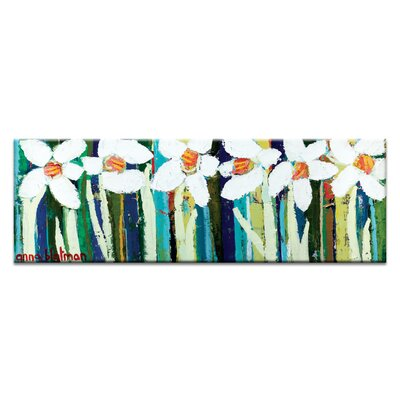 Artist Lane 'Fisher Davies' by Anna Blatman Art Print on Wrapped Canvas