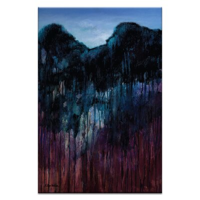 Artist Lane 'Deviant Willows' by Lydia Ben-Natan Art Print on Wrapped Canvas
