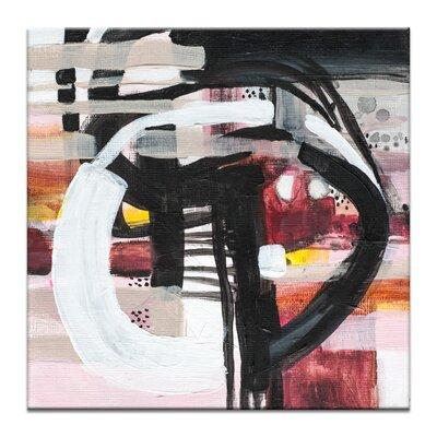 Artist Lane '40215' by Amanda Morie Art Print on Wrapped Canvas
