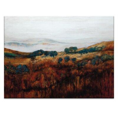 Artist Lane 'Nature's Theatre' by Lydia Ben-Natan Art Print on Wrapped Canvas
