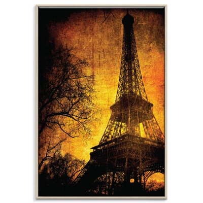 Artist Lane 'Esthetic Luster' by Andrew Paranavitana Framed Photographic Print on Wrapped Canvas