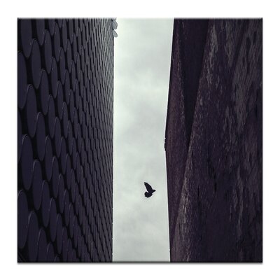 Artist Lane 'Between Worlds' by Andrew Paranavitana Photographic Print on Wrapped Canvas