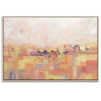 Artist Lane 'Morocco' by Gary Butcher Art Print Wrapped on Canvas