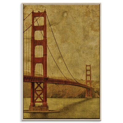 Artist Lane 'Safe Passage' by Andrew Paranavitana Photographic Print Wrapped on Canvas