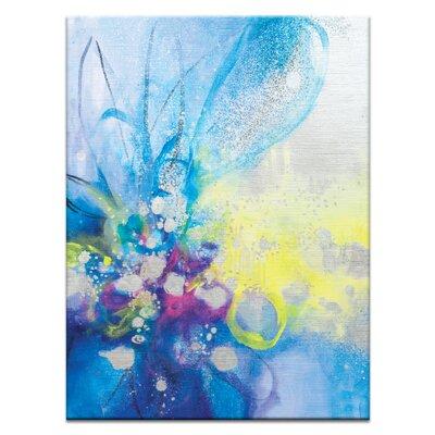 Artist Lane '50915' by Amanda Morie Art Print on Wrapped Canvas